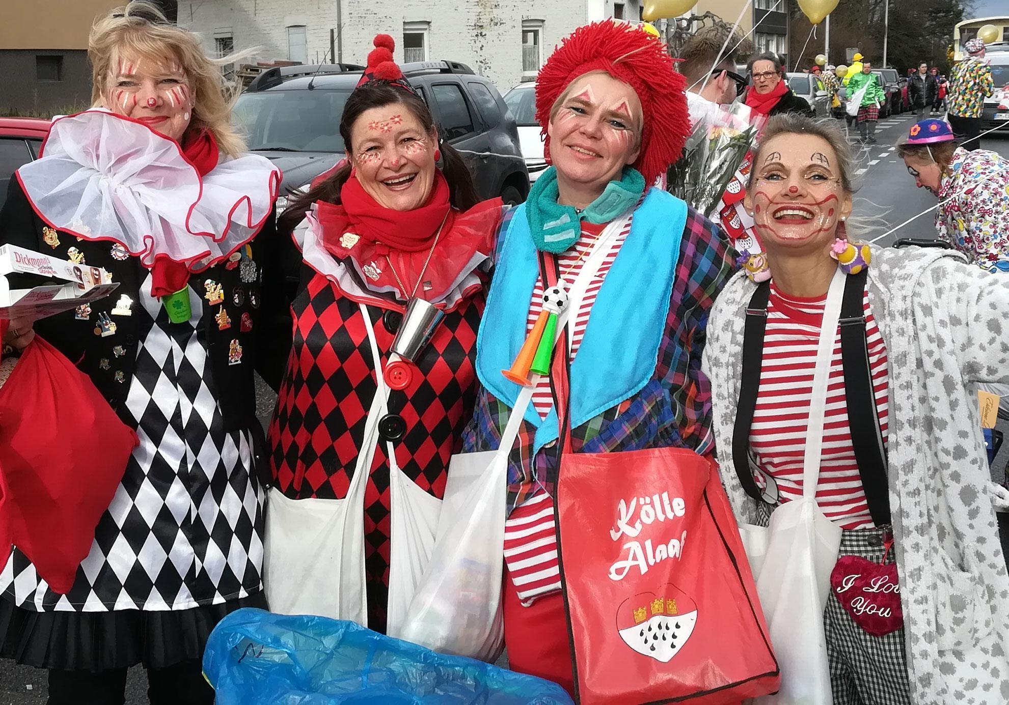 Karneval In Pingsdorf